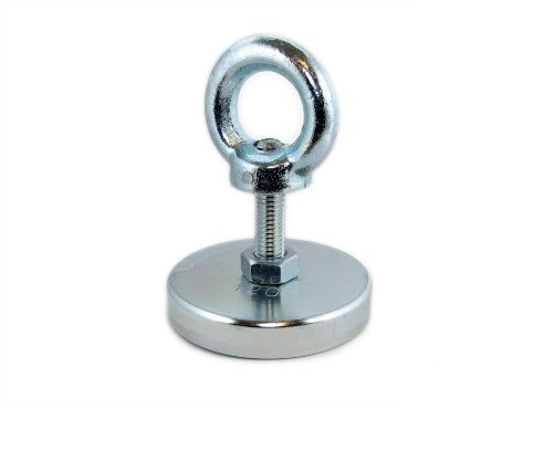 Односторонний поисковый магнит F100